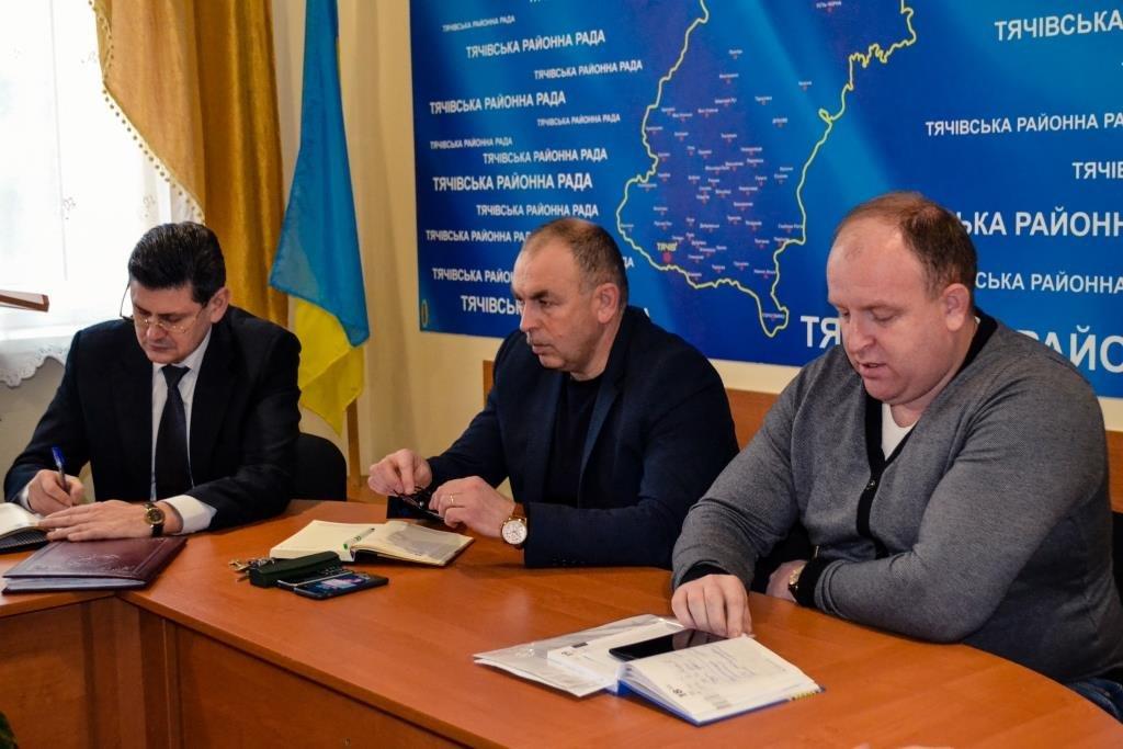Обговорили питання реформування первинної ланки надання медичної допомоги на Тячівщині